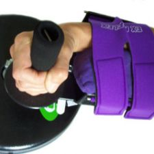 Wrist inward movement